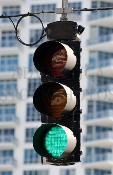 Green light for development