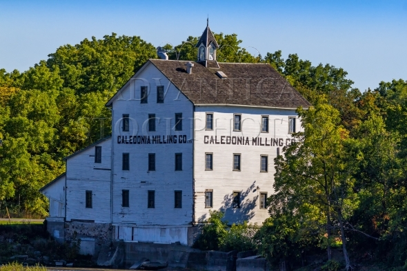 Old mill in Caledonia, Ontario