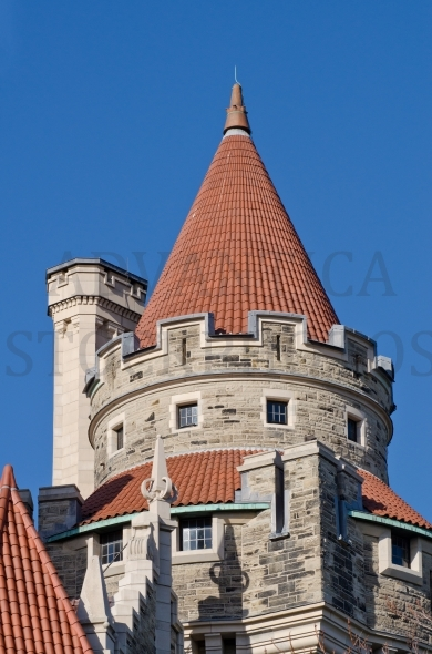 Casa Loma Castle Tower